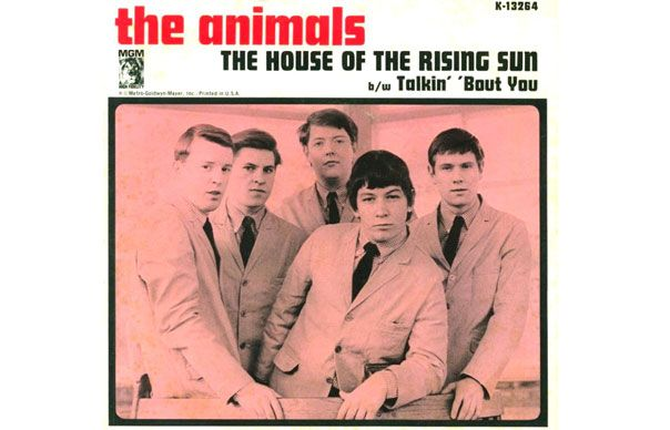 Image of: Guitarist The Animals The House Of The Rising Sun Youtube Rock Roll Memory Machine Hilton Valentine Of The Animals Wwuhorg
