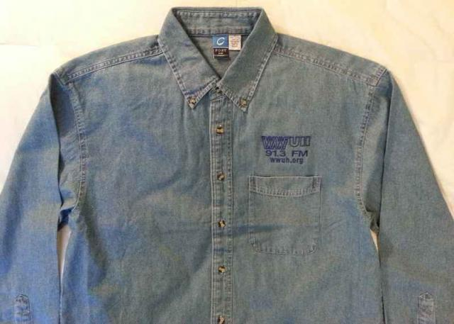 Denim Shirt Premium - View 3