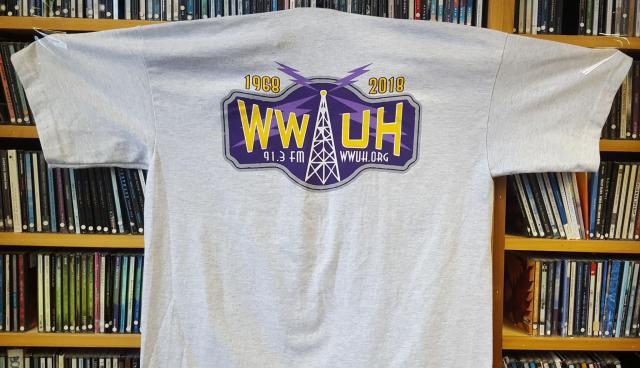 WWUH 2018 Spring Marathon T-Shirt Premium