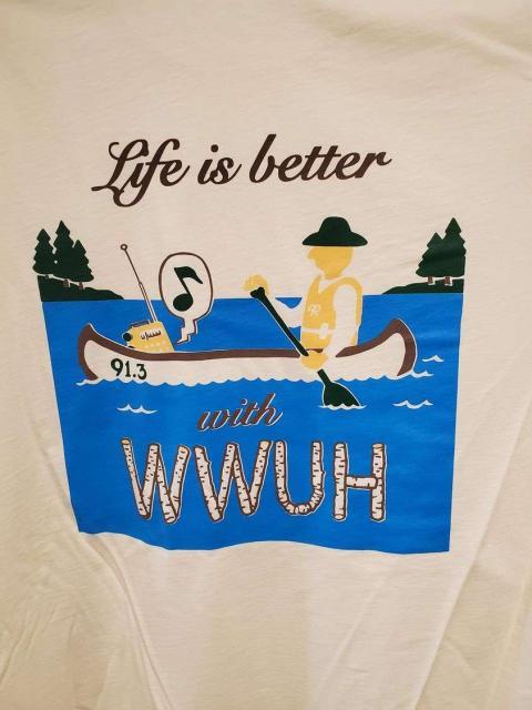 WWUH 2021 Spring Marathon T-Shirt Premium